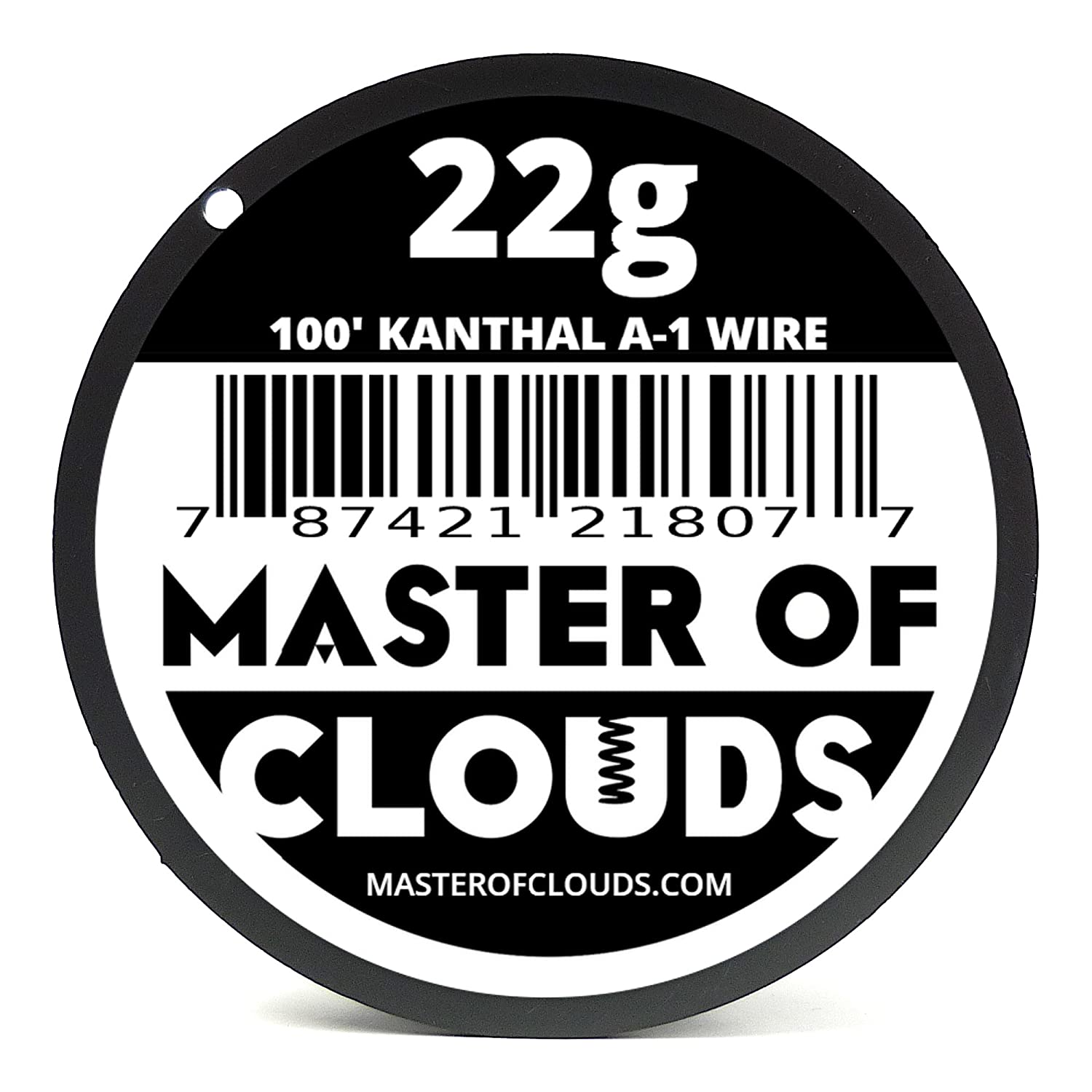 100 ft 22 gauge kanthal a1 resistance wire from master of clouds 100 ft 22 gauge kanthal a1 resistance wire from master of clouds amazon keyboard keysfo Images