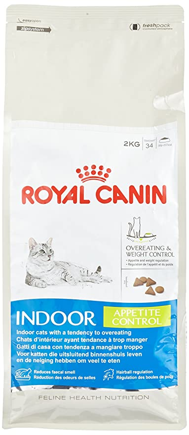 Royal Canin Comida para gatos Indoor Appetite 2 Kg