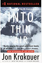 Into Thin Air Kindle Edition