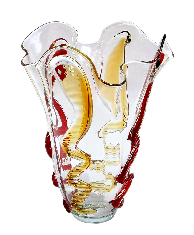 Big RAINBOW VASE 03C JOZEFINA ATELIER Rainbow Vase