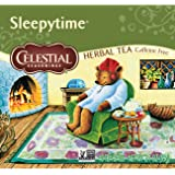 Celestial Seasonings Herbal Tea, Sleepytime, 40 Count , 2.1 Oz(Pack of 6)