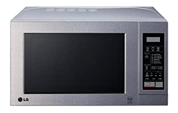 LG MH6044V - Microondas, 800 W, 20 l, color gris: Amazon.es ...