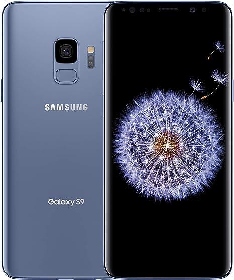 Samsung Galaxy S9 abrió Smartphone 64 GB Coral Blue: Amazon.es: Electrónica
