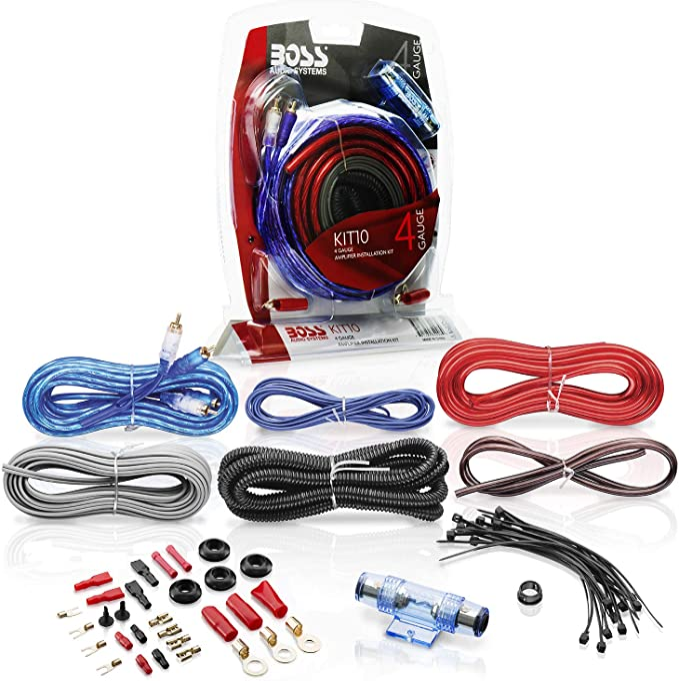 Car Radio Stereo Installation Install Kit 50 Butt Connectors 20 Ties Black Tape