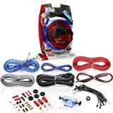 BOSS Audio Systems KIT10 4 Gauge Amplifier Installation Wiring Kit - A Car Amplifier Wiring Kit Helps You Make…