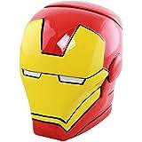 Marvel Iron Man Cookie Jar, Ceramic Red/Yellow, 18.6x14.5x18.6 cm
