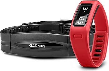 Garmin Vivofit Fitness Band w/Heart Rate Monitor