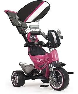 INJUSA - Triciclo Infantil Body Sport para niños a Partir de 10 Meses evolutivo con Rueda…