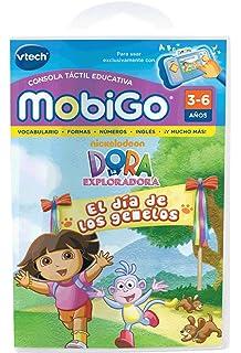 Vtech Spanish - Vtech Juego MobiGo Dora - En Español