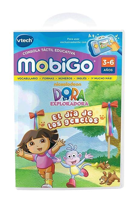 Dora Jeu Mobigo Amazon Fr Jeux Et Jouets