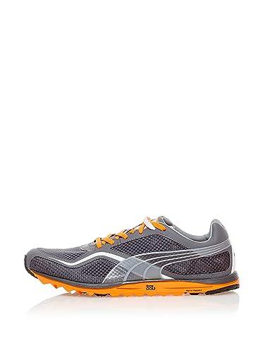 Puma Men s Faas Lite Mesh Golf Shoes Gray Size  7.5  Amazon.co.uk ... fd355bf01