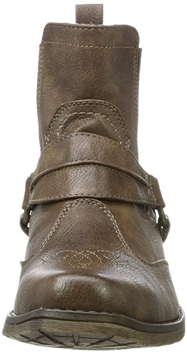 Mustang Western Stiefelette, Santiags Homme