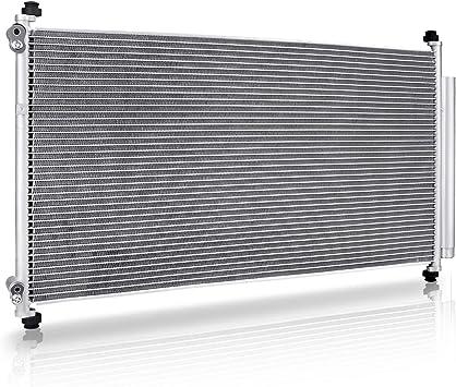 A//C Condenser DENSO 477-0618 fits 05-10 Honda Odyssey 3.5L-V6