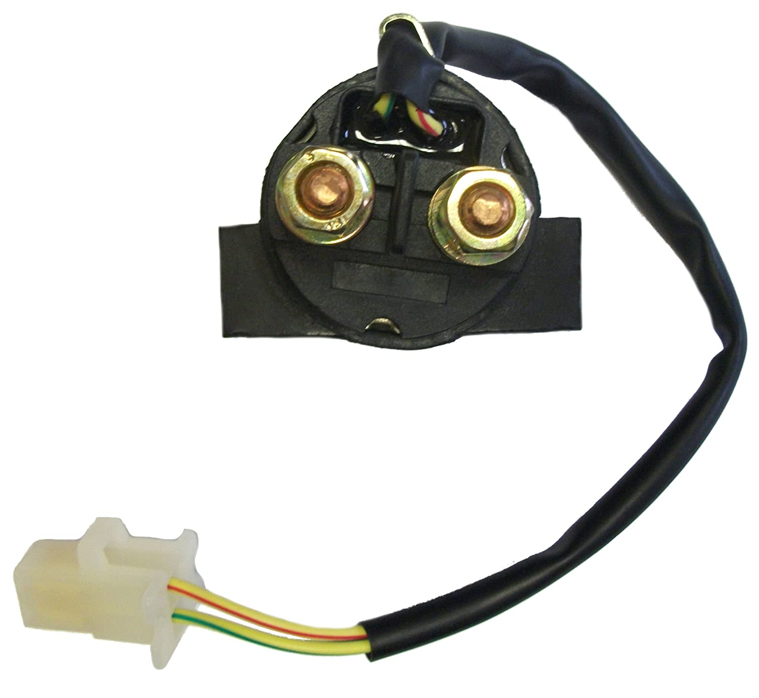 amazon com: starter relay solenoid yamaha ttr225 ttr 225 1999 2000 2001  2002 2003 2004 new: automotive