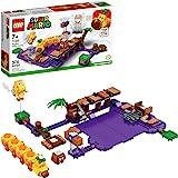 71383 LEGO® Super Mario™ Pacote de Expansão - O Pântano Venenoso de Wiggler; Kit de Construção (374 peças)
