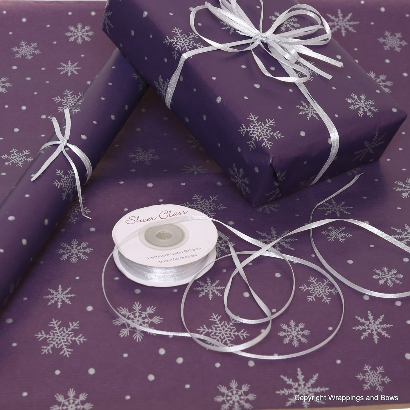 20 Luxury Silver Purple Glitter Christmas Gift Tags Xmas Present Wrapping Labels