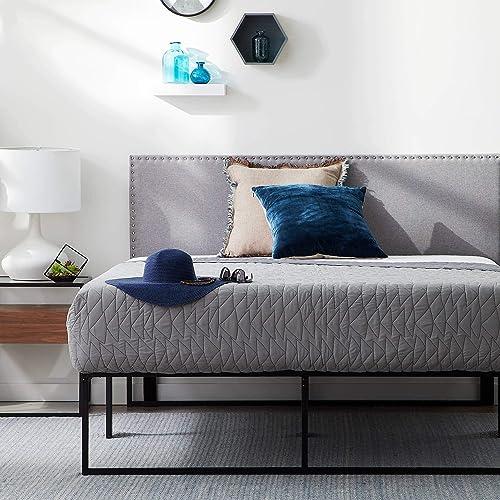 LUCID Upholstered Mid-Rise Headboard