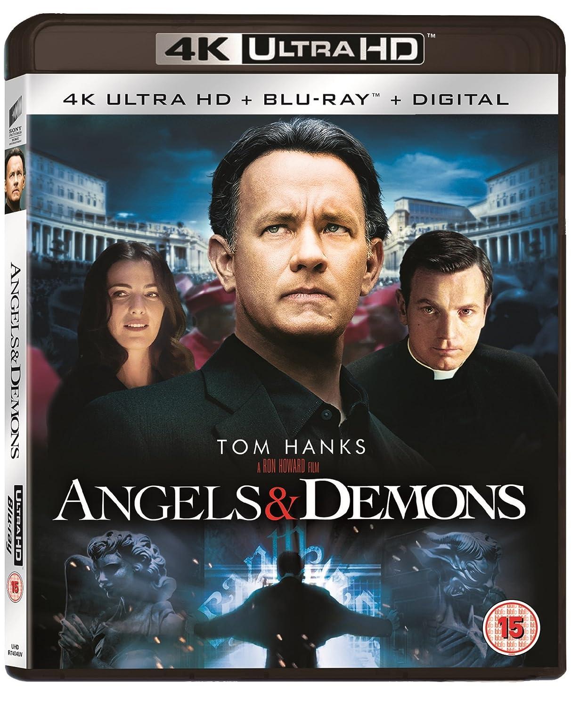 Angels & Demons [Blu-ray]: Amazon.es: Tom Hanks, Ewan ...
