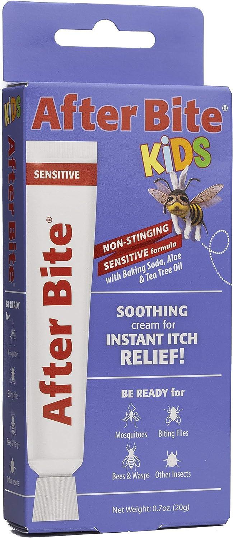 Wosiky Mosquito Bites Cream Crema antipruriginosa con picaz/ón Crema para el Cuidado /íntimo Antipicaz/ón Sedante para Toda la Piel Picaduras de Mosquitos Ni/ños Adultos 4g