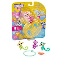 WowWee Fingerlings Minis 3 Pc Surprise Pack Finger Puppets