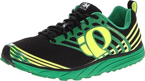 Pearl Izumi - Zapatillas para Correr en montaña para Hombre Negro/Amarillo: Amazon.es: Zapatos y complementos