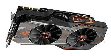ASUS GTX980TI-6GD5 - Tarjeta gráfica de 6 GB GDDR5 (NVIDIA GeForce ...