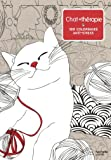 Chat thérapie: 100 coloriages anti-stress