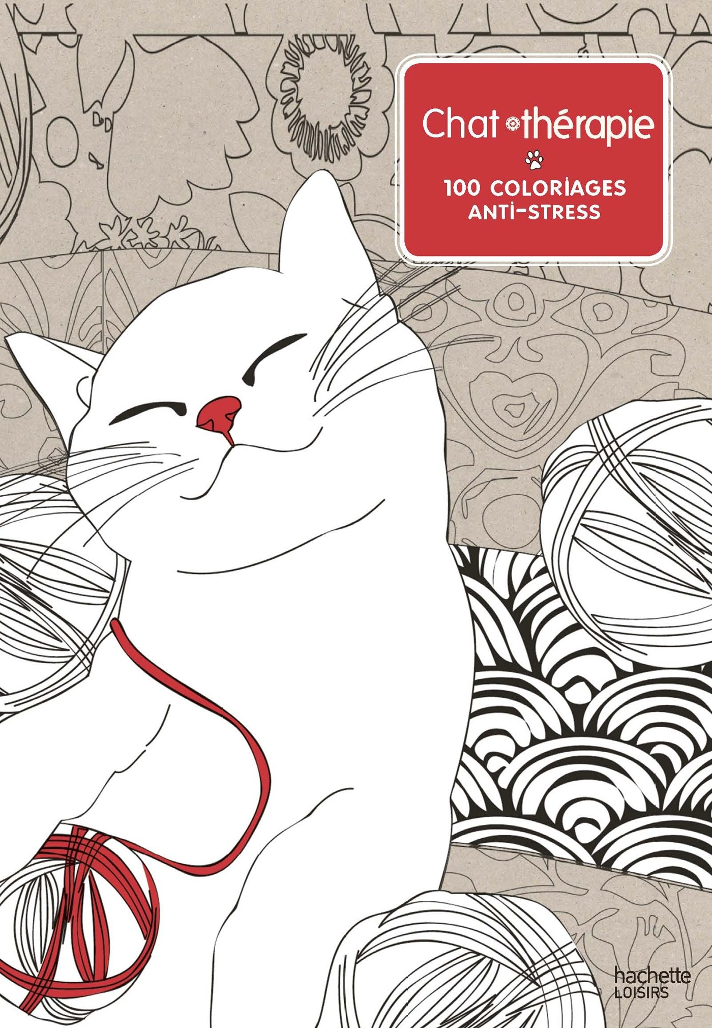 Download Art therapie Chat therapie : 100 coloriages anti - stress (French Edition) ebook