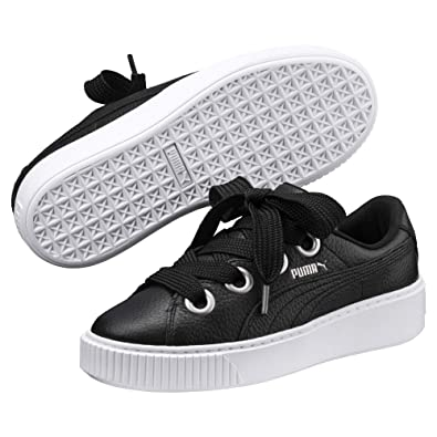 new styles 7e8f3 1a391 Puma Platform Kiss Lea Wn S Sneakers: Amazon.in: Shoes ...