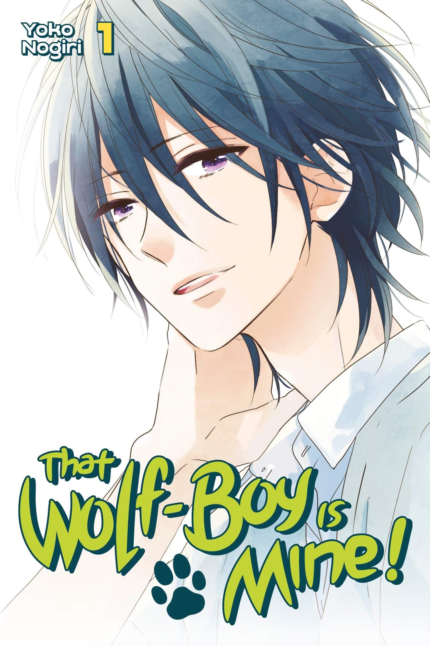 That Wolf Boy Is Mine 1 Nogiri Yoko 9781632363732 Books Amazon Ca