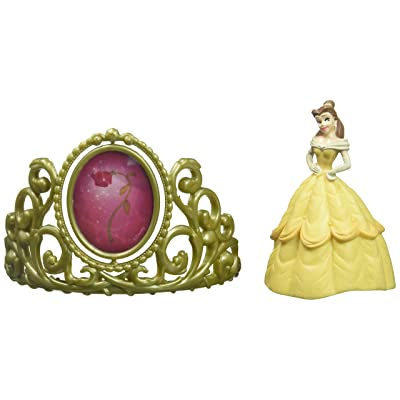 Decopac Princess Belle Beautiful as a Rose Cake Decorating Set: Toys & Games