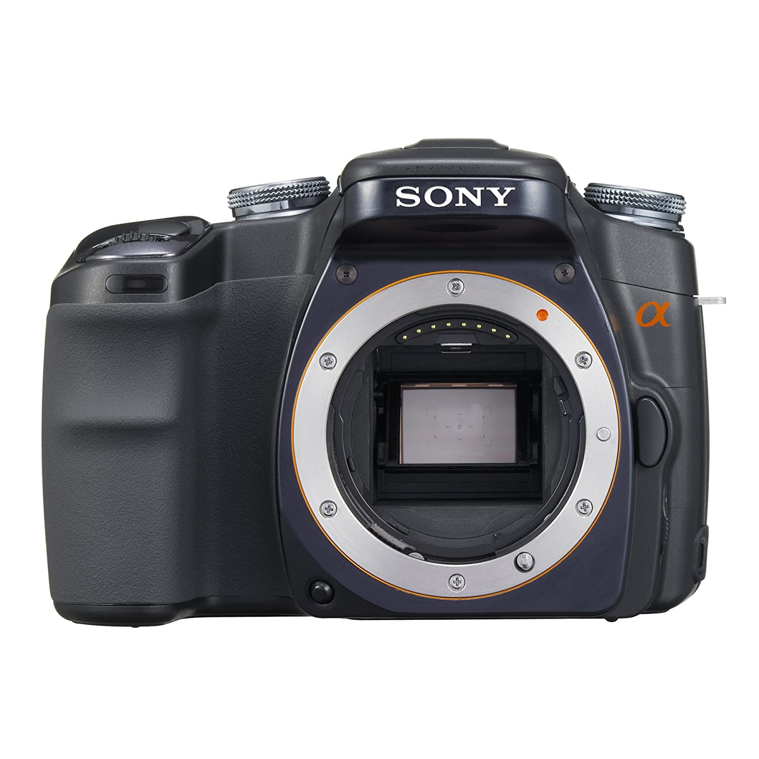 Camera Sony Dslr-a100 Digital Camera amazon com sony alpha a100 10 2mp digital slr camera body only photo