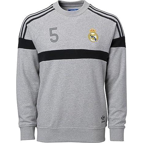 felpa calcio Real Madrid nuova