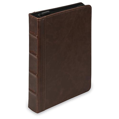 Leather Binder: Amazon.com