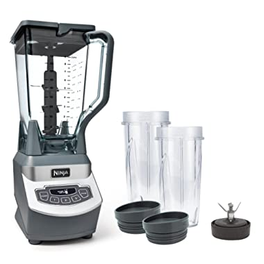 Ninja Professional Countertop Blender with 1100-Watt Base,