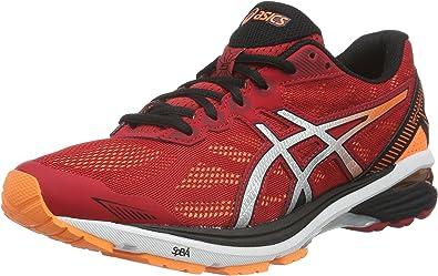 Asics Gt-1000 5, Zapatillas de Entrenamiento Para Hombre, Rojo (Red), 50.5: Amazon.es: Zapatos y complementos