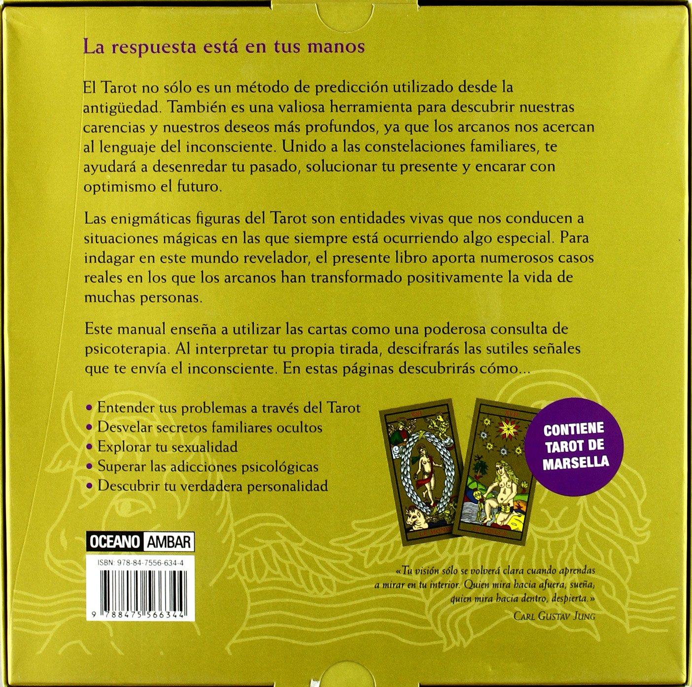 Tarot y constelaciones familiares: Incluye cartas del Tarot ...