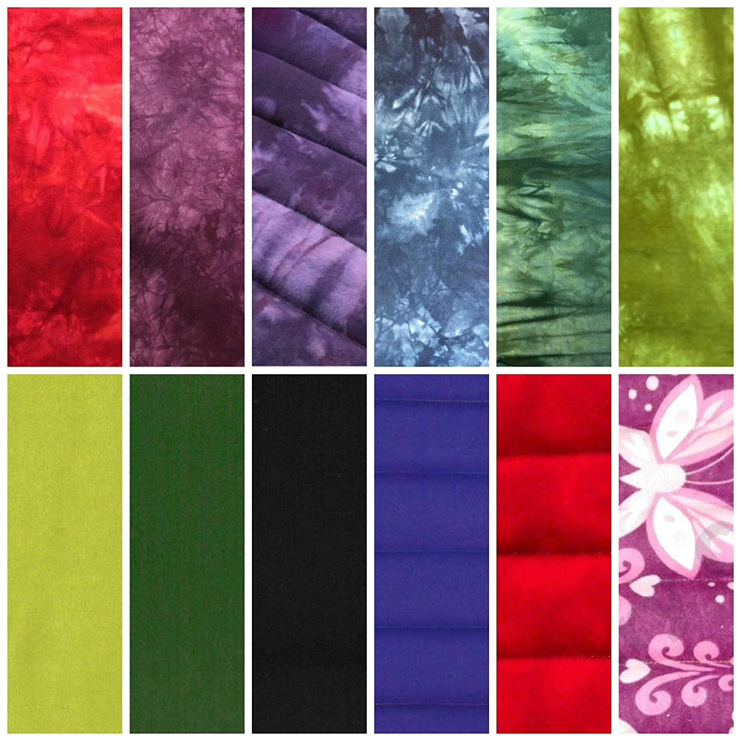 Hand-Dyed All-Purpose Organic Herbal Flax Seed Therapeutic Heating Pad and Cold Compress