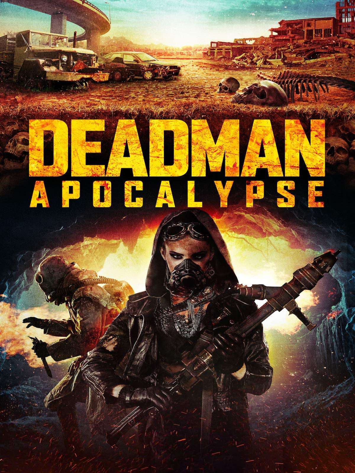 Deadman Apocalypse on Amazon Prime Instant Video UK
