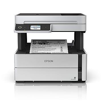Epson EcoTank Impresora monocromática inalámbrica Todo en ...