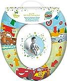 Siège WC rembourré pour enfant Disney Cars Formation