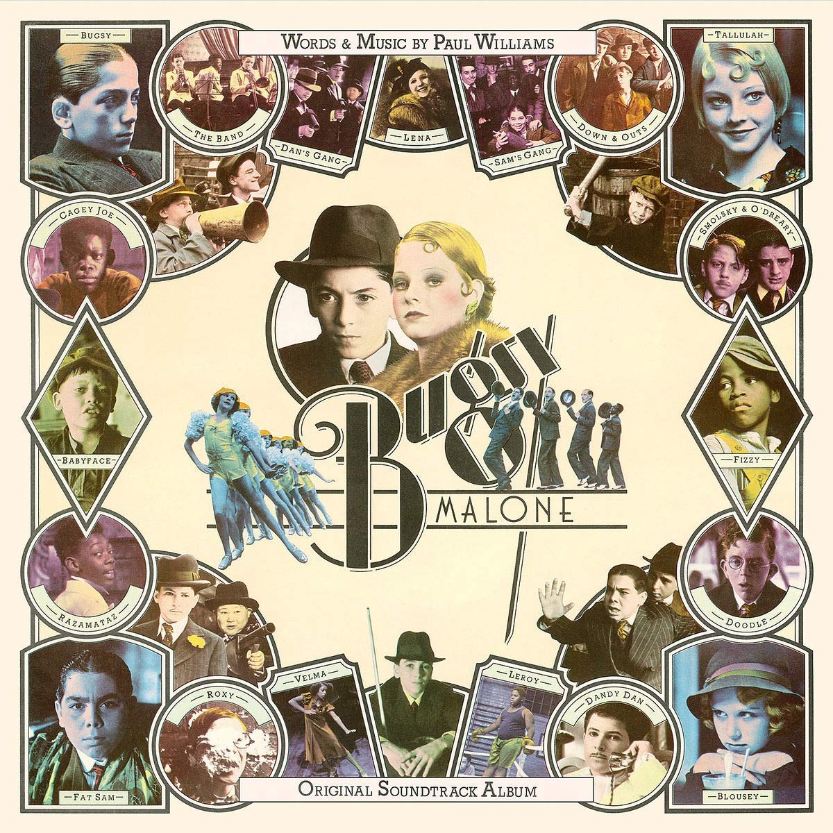 Vinilo : Paul Williams - Bugsy Malone (original Soundtrack) (Canada - Import)