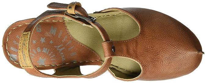 Womens 1239-902-301 Closed Toe Heels Mustang VipiU2Js