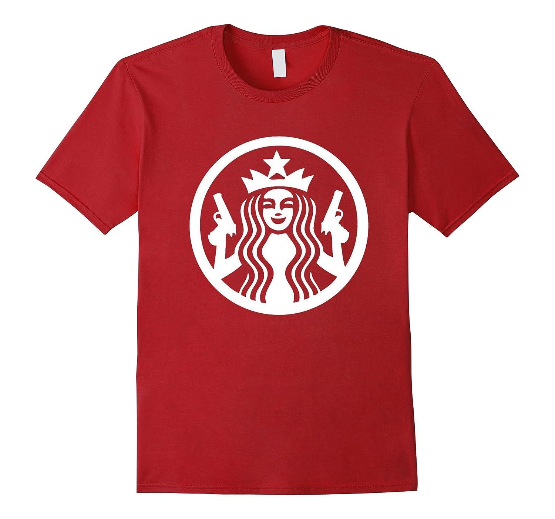 I Love Gun - T-Shirt-Vaci
