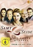 Samt & Seide - Die erste Staffel (Folge 1-13) [3 DVDs]