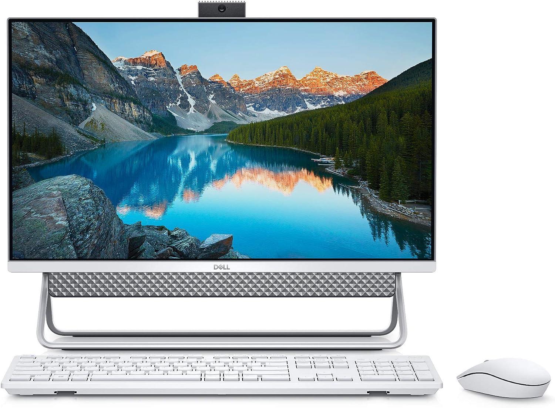 Dell Inspiron 24 5000 11th Gen Intel i5-1135G7 12GB 1TB HDD 256GB SSD 23.8-inch Full HD Touchscreen All-in-One PC