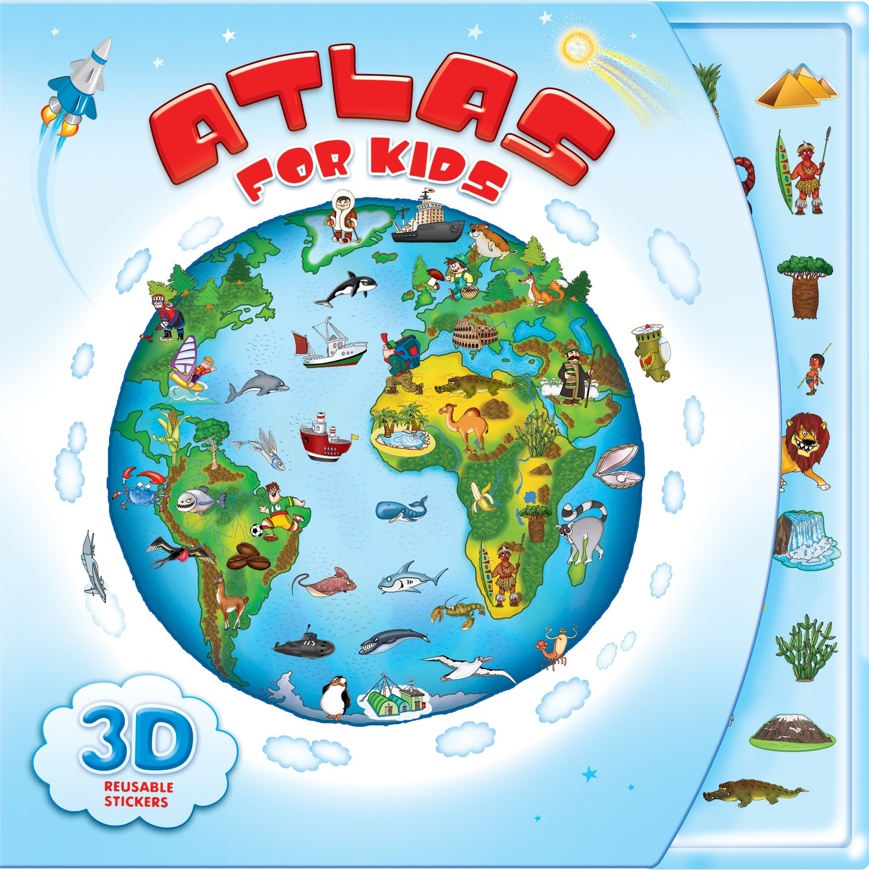 Atlas for Kids ebook