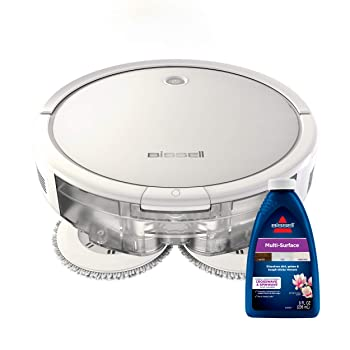BISSELL SpinWave Wet and Dry Robot Vacuum