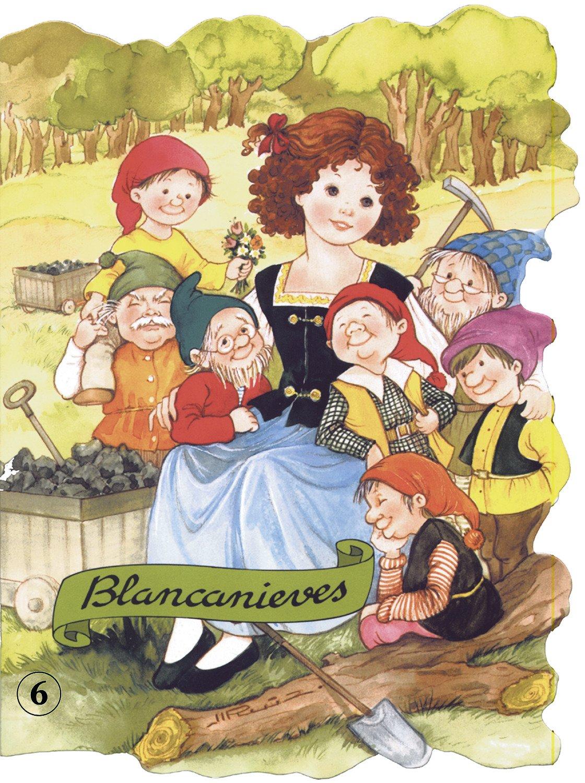 Blancanieves y los siete enanitos (Troquelados clásicos series) (Spanish  Edition) (Spanish) Paperback – April 2, 2002