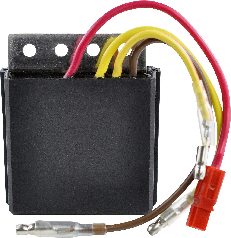 Scrambler 1997-2002 DB Electrical APO6001 New Voltage Regulator for Polaris 500 Magnum Sportsman 1998-2002 Freedom 500 ESP2098 2203636 4060173 49-5282 Big Boss 500 1998-2002 Ranger Utv